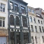 Gevelherstellingen en schilderen woning Antwerpen
