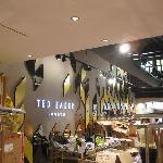 Schilderen shop Ted Baker Maasmechelen